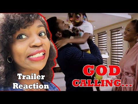 GOD CALLING MOVIE TRAILER REVIEW
