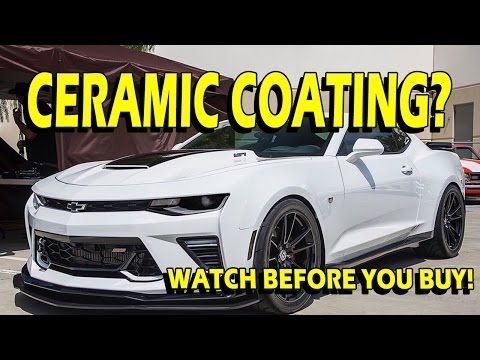Ceramic Coating your Car and Wheels – Watch This Before You Buy It!