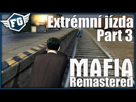 Mafia: Remastered - Extrémní Jízda #3   Neposlušný Kůň