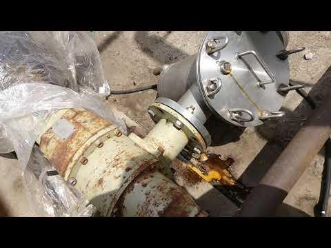 Stephenson Hygienic Twin Screw Pumps