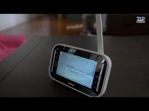 Babyphone vidéo BM4500 Vision XL de Vtech - Démo en français