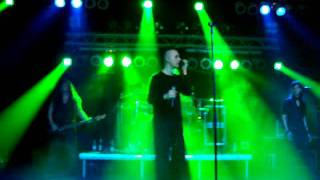 Dreadful Shadows - 16 Beyond the Maze (live in Marienberg @ Stadthalle, 26.11.2011)