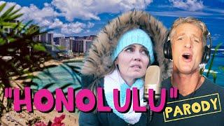 """Honolulu - """"Hallelujah"""" Pentatonix Acapella Parody"""