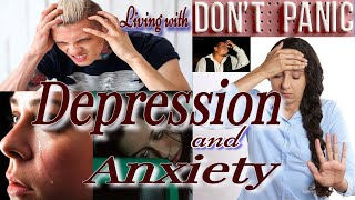 Living with Depression and Anxiety   Motivational Video   Depression & Anxiety   Anxiety is Bad