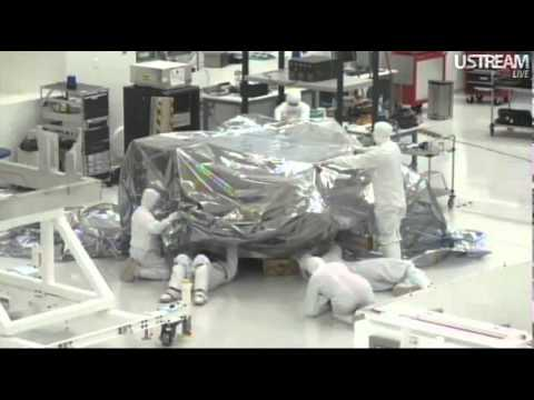 How to Wrap a Mars Rover