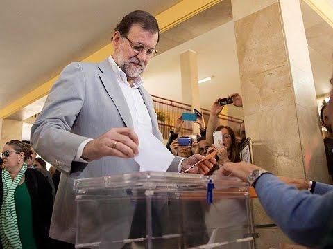 Mariano Rajoy anima a participar en las elecciones 24M