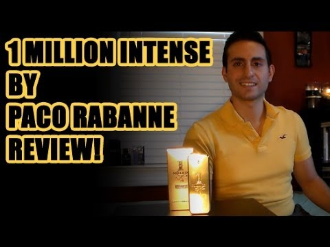 1 Million Intense by Paco Rabanne Fragrance / Cologne Review