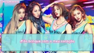 Baby Don't Play - Wonder Girls [Legendado PT-BR]