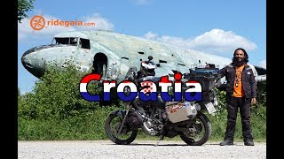 Ep 45 - Croatia - Motorcycle Trip Around Europe
