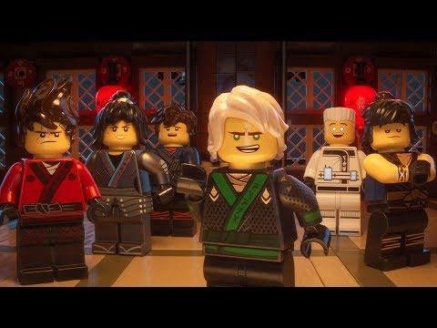 《樂高旋風忍者電影》(The Lego Ninjago Movie)最新中文預告!!有....有「喵吉拉」?!