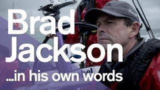 Volvo Ocean Race: New AkzoNobel skipper Brad Jackson 'in his own words' – for VOR fans, a mu