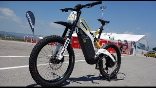 VTT électrique – Essai vidéo du Bultaco Brinco par Auto-Moto