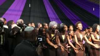 """Niwawe"" - Ambassadors of Christ (Rwanda)/ F.O.J/ E.A. Homecoming Choir"