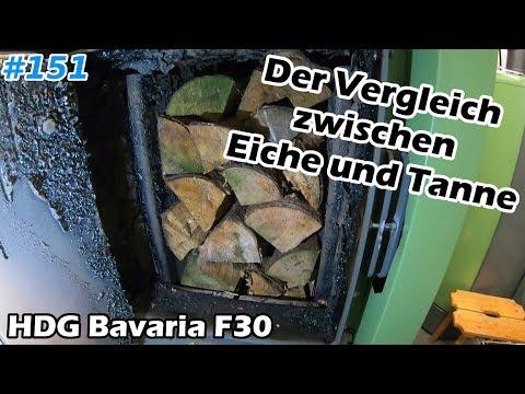 Holzvergaser | Wie groß ist der Unterschied zwischen Eiche und Tanne? | HDG Bavaria F30 | Mr. Moto