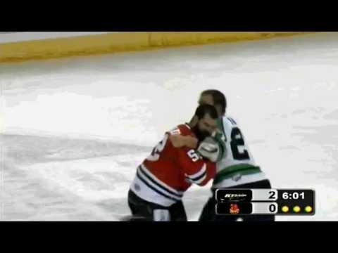 Tyler Sheldrake vs Tyler Barr