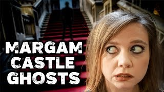Margam Castle Ghosts - Haunted Castles In Wales