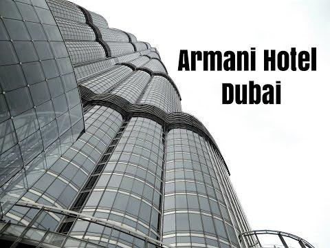 Armani Hotel Dubai – Room Tour | Fifiliciousify