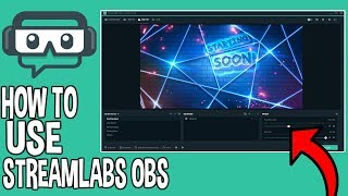 HOW TO USE STREAMLABS OBS TUTORIAL!
