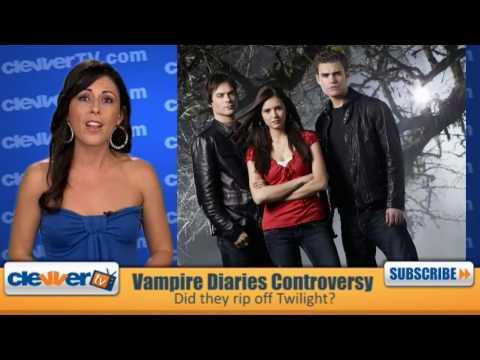 The Vampire Diaries vs. Twilight Saga Controversy