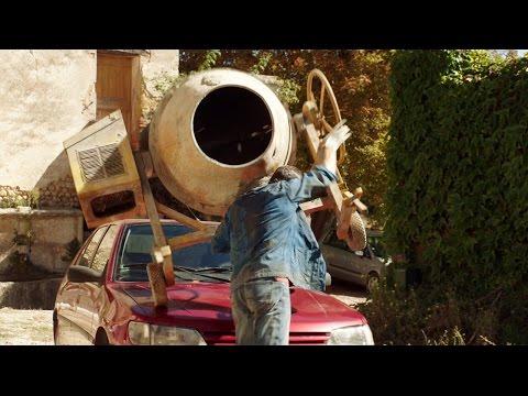 VINCENT N'A PAS D'ÉCAILLES Bande Annonce # 2 (Film de Super-Héros Français)