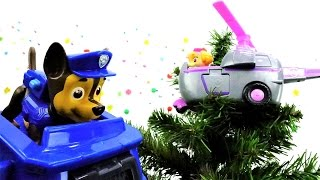 Щенячий патруль - Видео для детей. Игрушки Щенячий патруль - Скай в беде! paw patrol