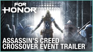 For Honor: Assassin's Creed Crossover Event Trailer | Ubisoft [NA]
