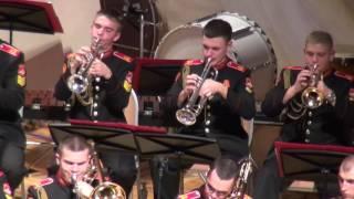 «Caravan» в исполнении оркестра суворовцев МВМУ (29.10.2016)
