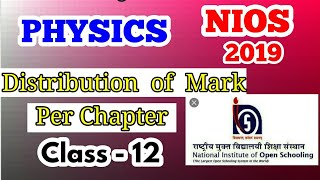 Nios Physics Class 12 important chapters - Download this Video in MP3, M4A, WEBM, MP4, 3GP
