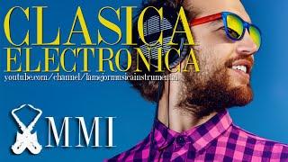 Música clásica electronica para estudiar con energia 2015