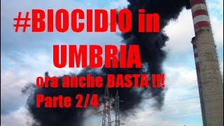 preview picture of video '#Biocidio in #Umbria Parte 2/4 Assemblea Pubblica su centrale ENEL di Gualdo Cattaneo 15 dic. 2014'