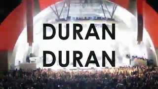 Duran Duran - Too Much Information (live Hollywood Bowl 2015)