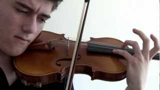 Albinoni - Adagio in G minor [Violin  Organ]