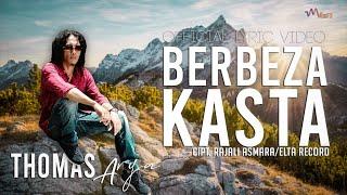 Kunci Gitar (Chord) dan Lirik Lagu Berbeza Kasta - Thomas Arya