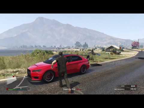 Grand Theft Auto V:  Shenanigans with Saiyahan and Hakuryu (Part 2)
