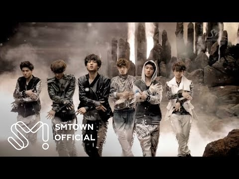 EXO-K - History (Kor. Version)