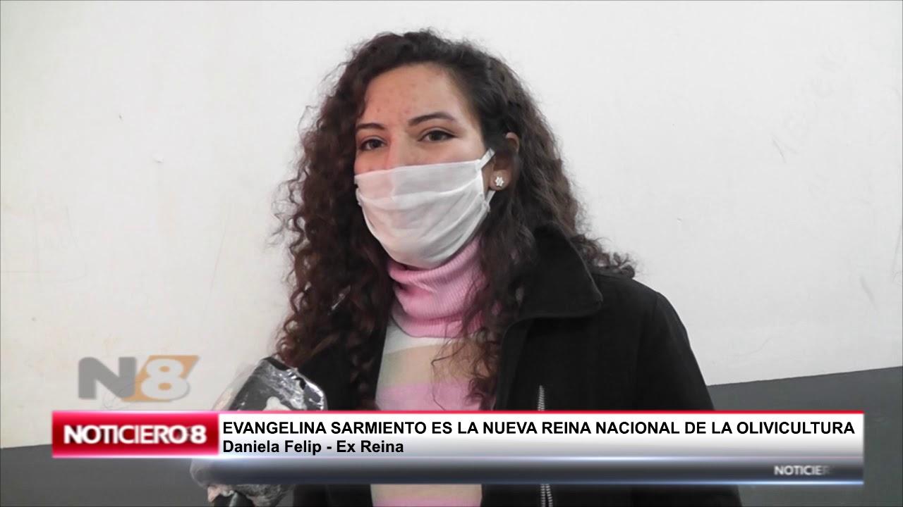 ELECCION DE LA REINA NACIONAL DE LA OLIVICULTURA EN ARAUCO