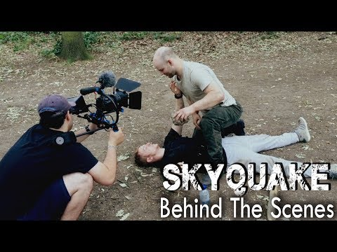 SkyQuake - MyRodeReel 2017 Entry - By Antonio Pavlov BTS
