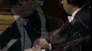 Perahia plays Beethoven concerto #4, I.Allegro moderato (end