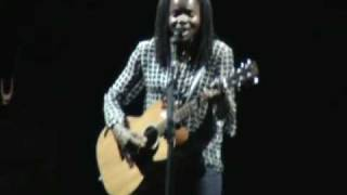 Tracy Chapman - the promise live @Play Arezzo