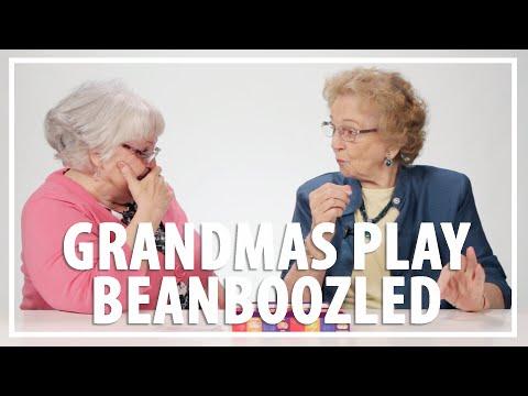 Watch Grandmas Try the BeanBoozled Challenge