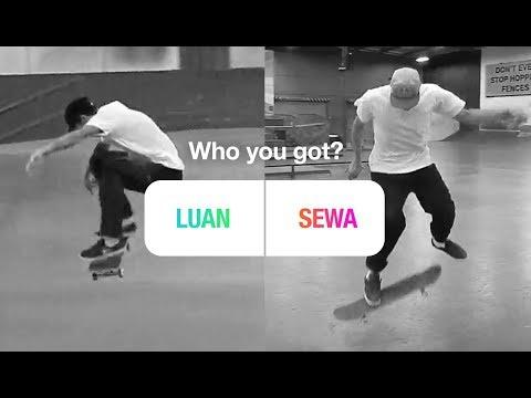 BATB 11 | Who You Got: Luan Oliveira or Sewa Kroetkov?