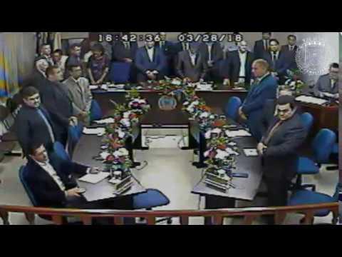 Câmara Municipal de Juquitiba - Sessão Solene 53 Anos