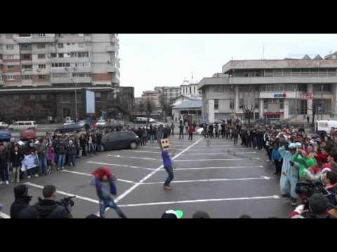 Harlem Shake Romania-Pitesti