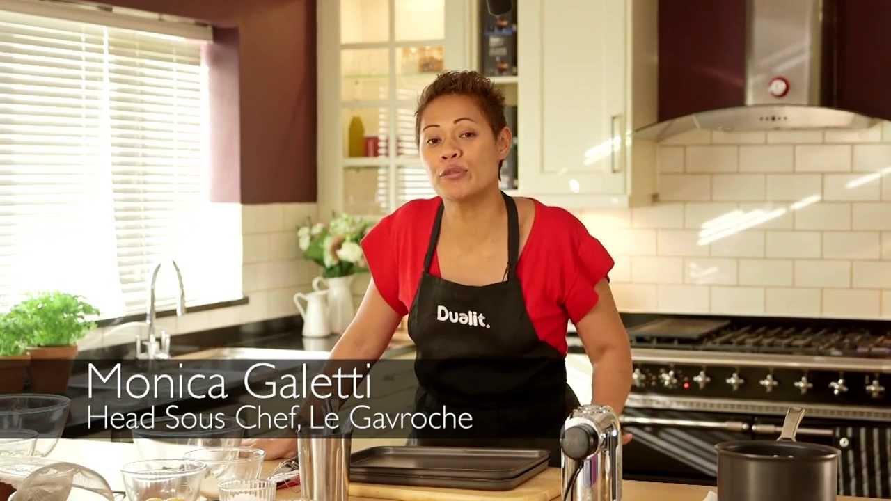 Monica Galetti's Chocolate Soufflé preview