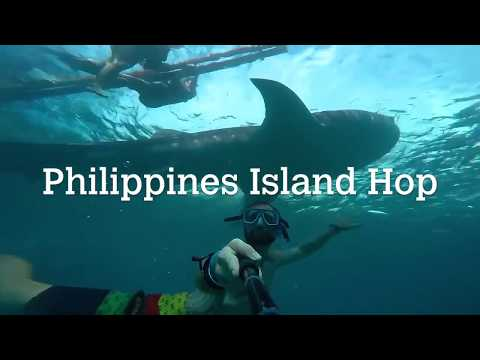 Philippines Island Hop Video
