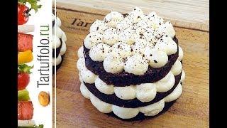 """Шоколадный торт """"Вупи пай"""" в микроволновке!!!"""