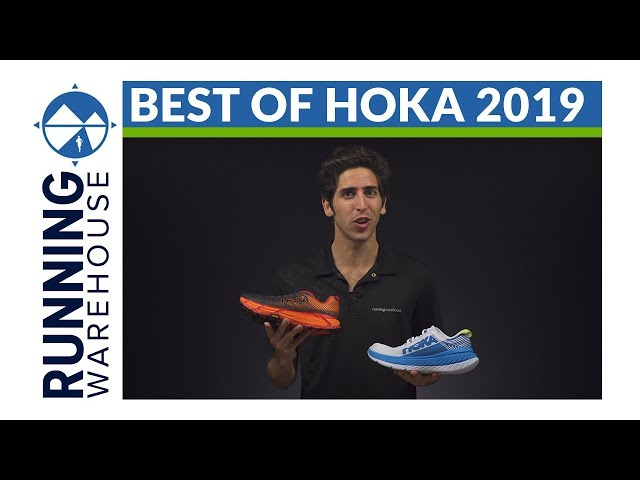 The Best New HOKA ONE ONE Running Shoes of 2019