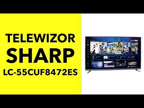 Sharp LC-55CUF8472ES - dane techniczne - RTV EURO AGD