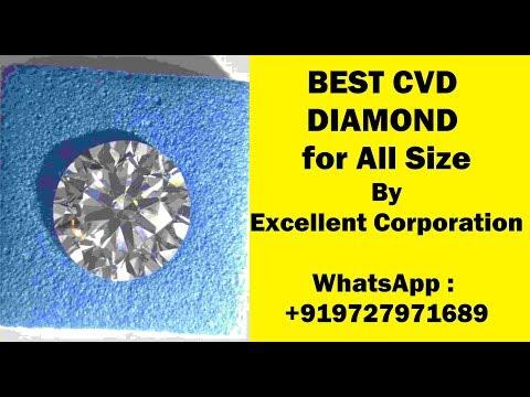 CVD HPHT Diamonds