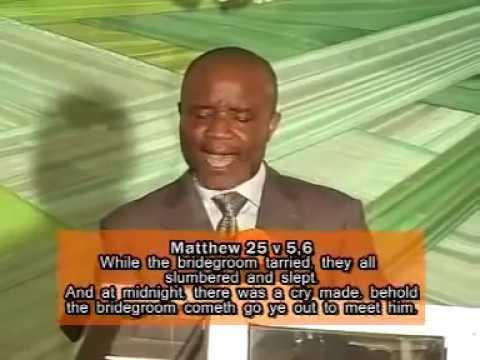 Rev  Dr Chidi Okoroafor #Injury Time